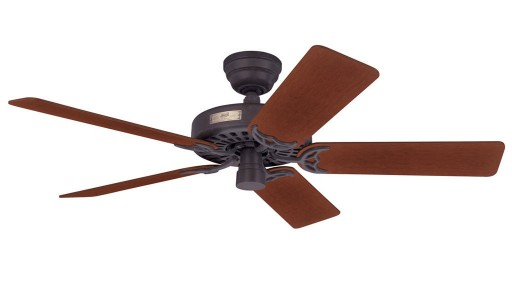 Hunter Classic Original Fan In Weathered Bronze-24885