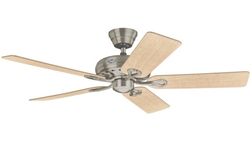 Hunter Savoy Fan In Brushed Nickel - 24521