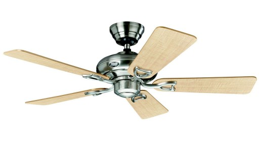 Hunter Seville II Fan In Brushed Nickel - 24038