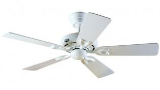 Hunter Seville II Fan In White - 24037